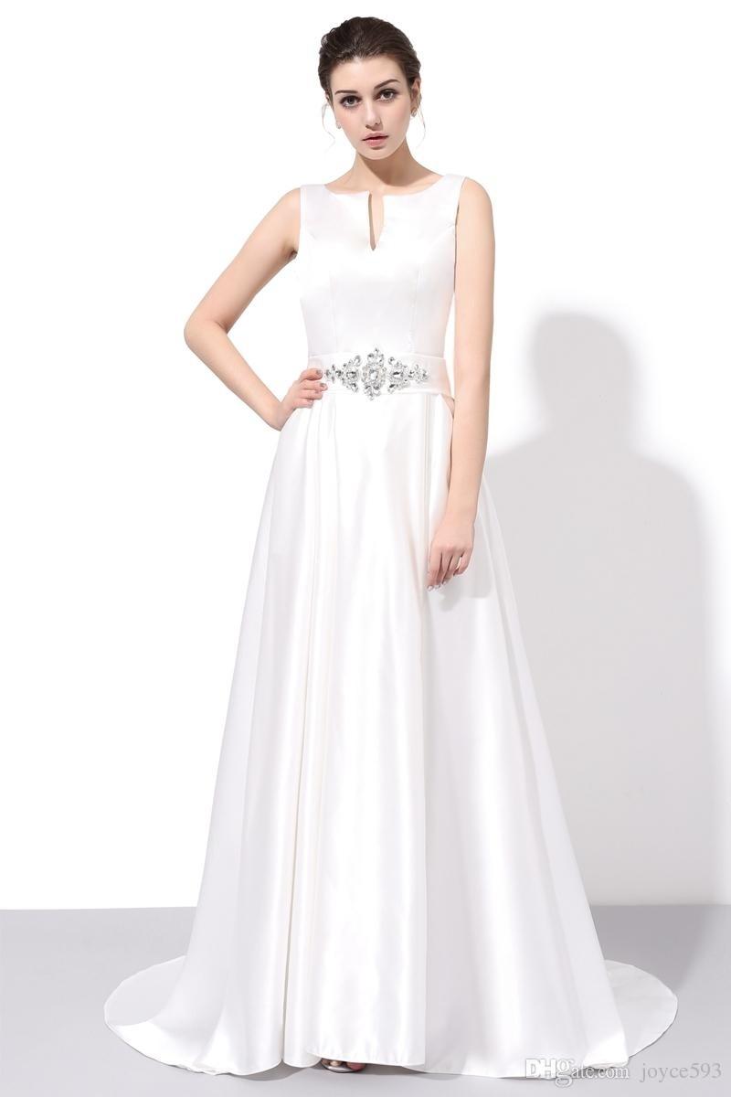 Spektakulär Abendkleid Weiß Lang Design13 Einzigartig Abendkleid Weiß Lang für 2019