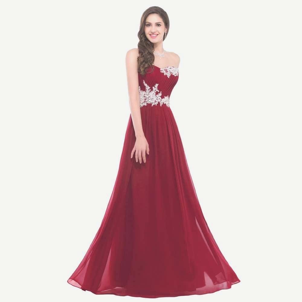 20 Einzigartig Abendkleider Lang Rot Spitze Bester Preis - Abendkleid