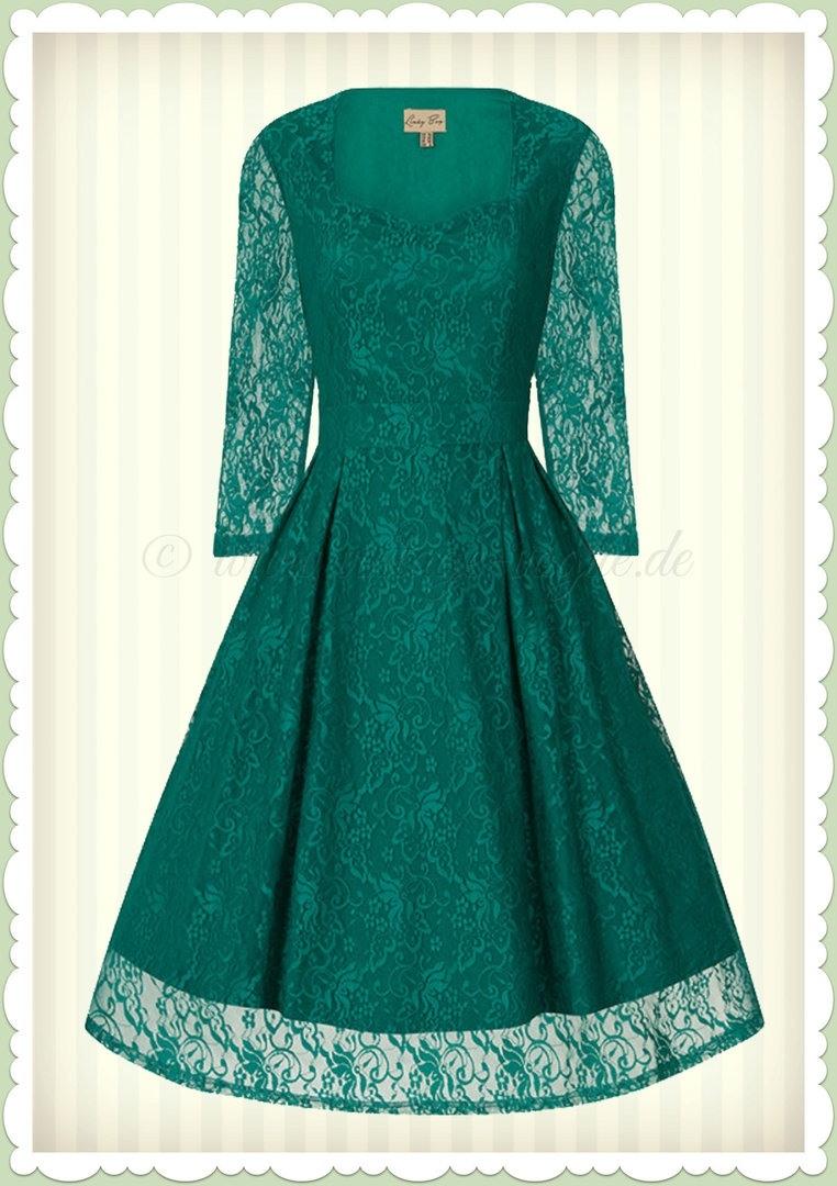 Formal Einzigartig Kleid Grün Spitze für 201915 Schön Kleid Grün Spitze Ärmel