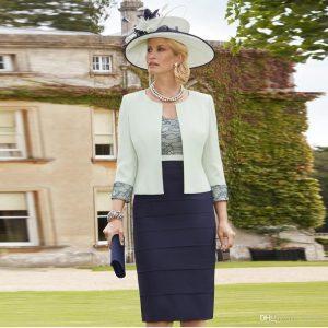 Formal Schön Kleid Mit Jacke Elegant ÄrmelAbend Fantastisch Kleid Mit Jacke Elegant Boutique