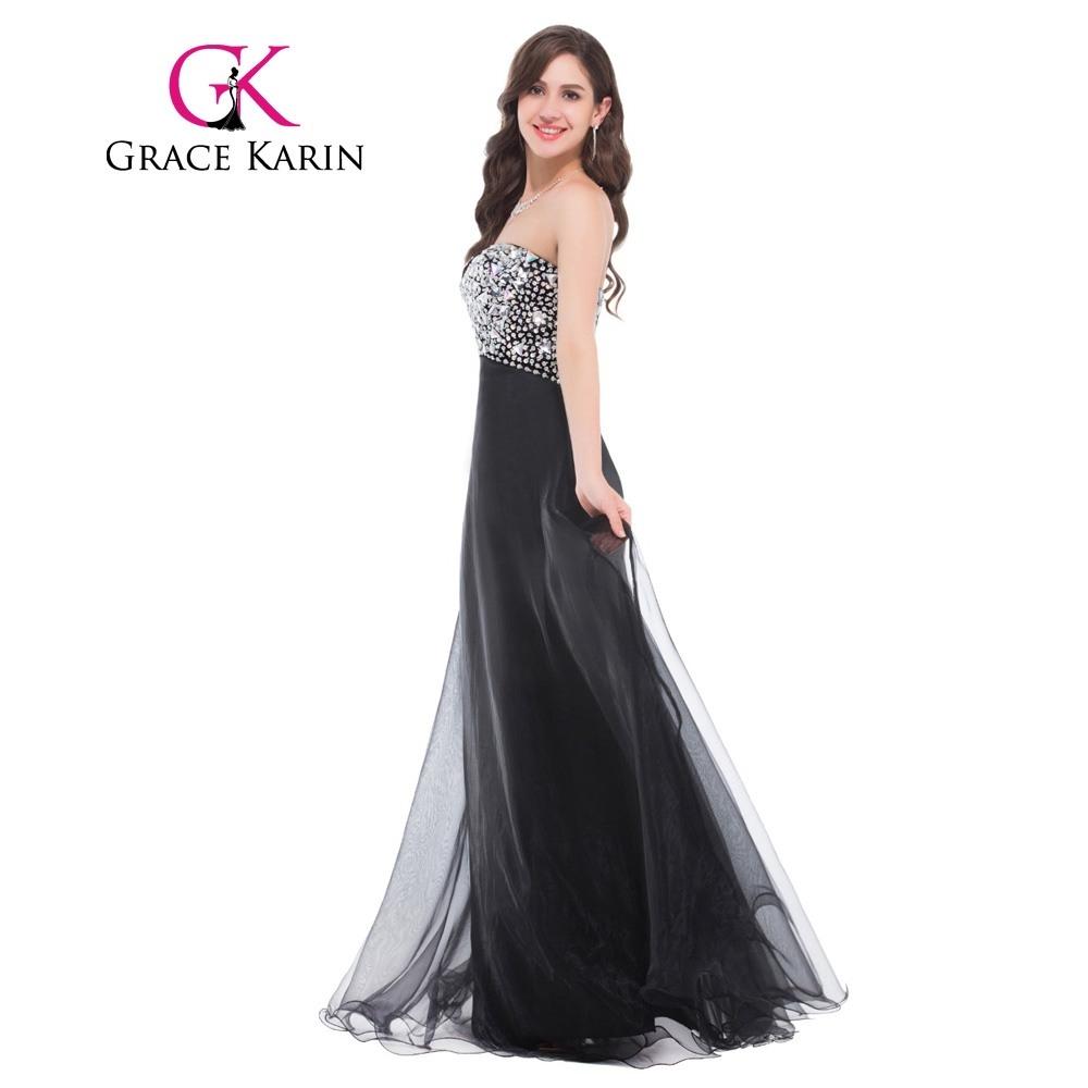 10 Einzigartig Abendkleid Lang Schwarz Pailletten Spezialgebiet10 Elegant Abendkleid Lang Schwarz Pailletten Stylish