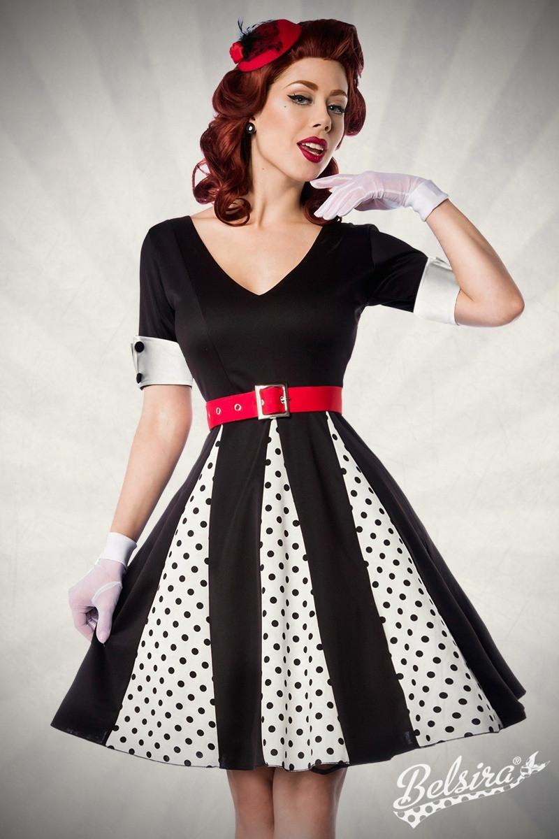 10 Genial Schwarz Weiß Kleid ÄrmelAbend Top Schwarz Weiß Kleid Galerie