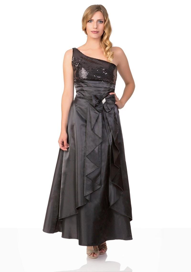 Top Langes Abendkleid Schwarz GalerieDesigner Schön Langes Abendkleid Schwarz Design