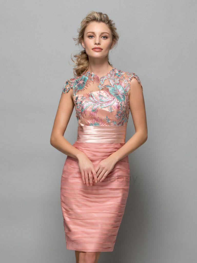 quality design 575e0 dec5a 17 Elegant Kurze Abendkleider Cocktailkleider Boutique ...