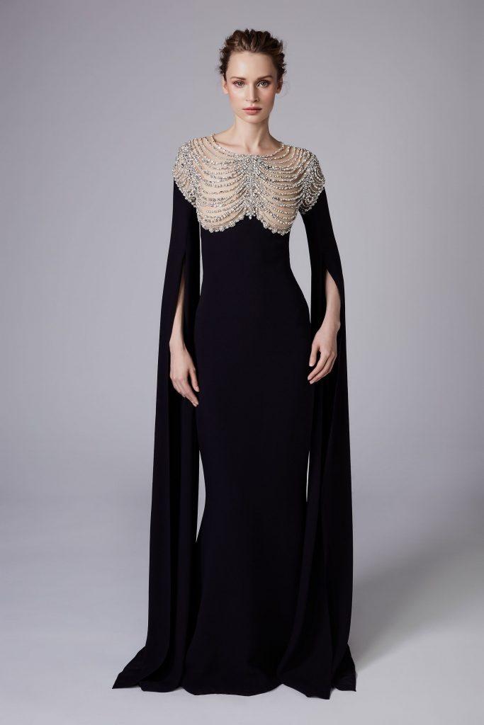 17 Luxus Schlichtes Langes Kleid Ärmel - Abendkleid