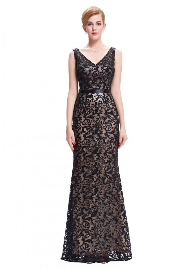 13 Einfach Langes Abendkleid Schwarz für 2019 Elegant Langes Abendkleid Schwarz Galerie