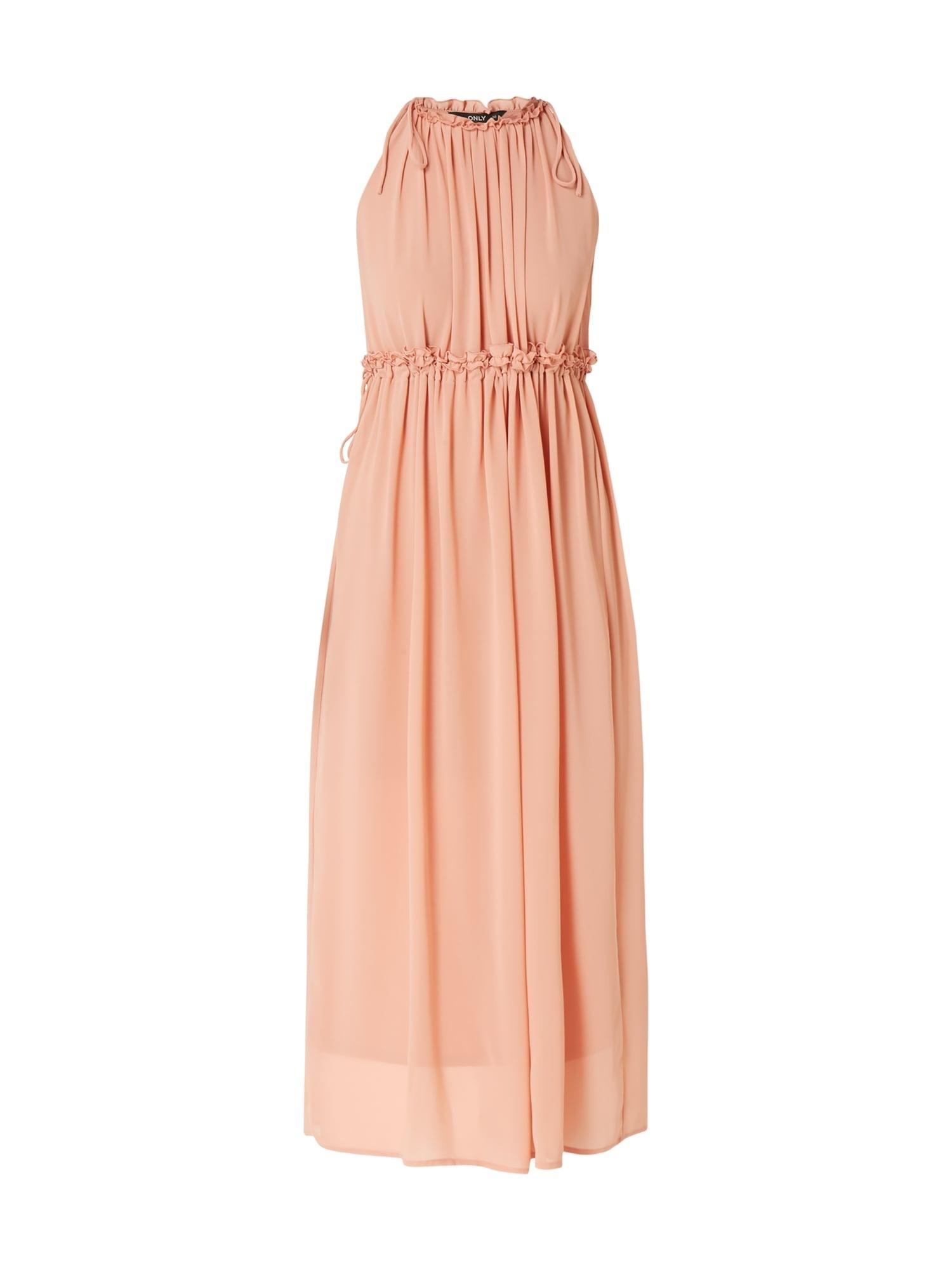Elegant Rosa Kleid Lang für 201913 Erstaunlich Rosa Kleid Lang Design