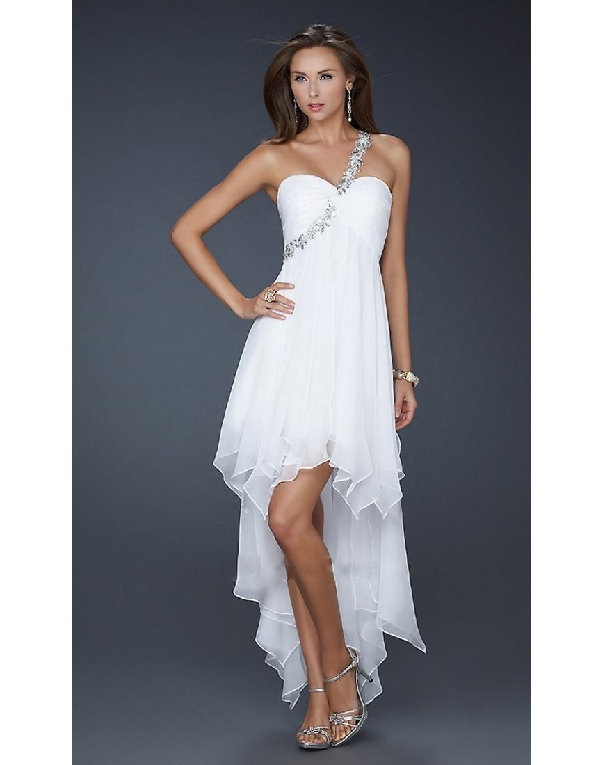 Abend Genial Weiße Abendkleider Lang Günstig Ärmel17 Perfekt Weiße Abendkleider Lang Günstig Boutique
