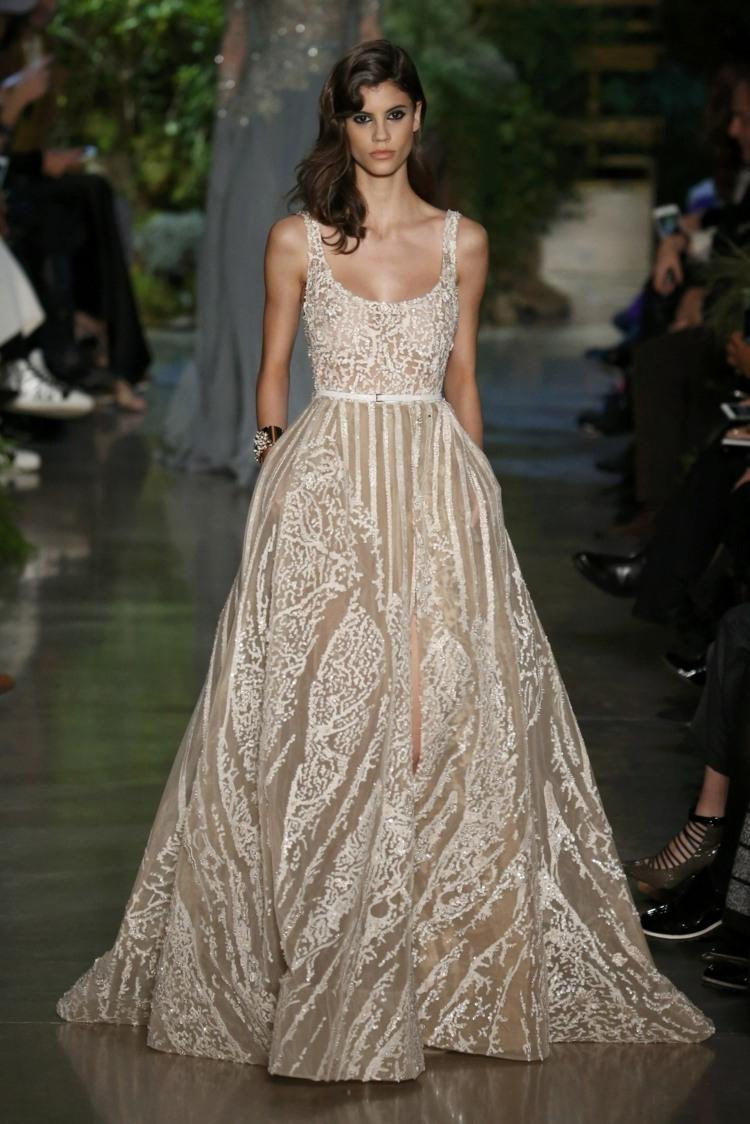 Schön Brautkleider Mode für 201915 Schön Brautkleider Mode Ärmel