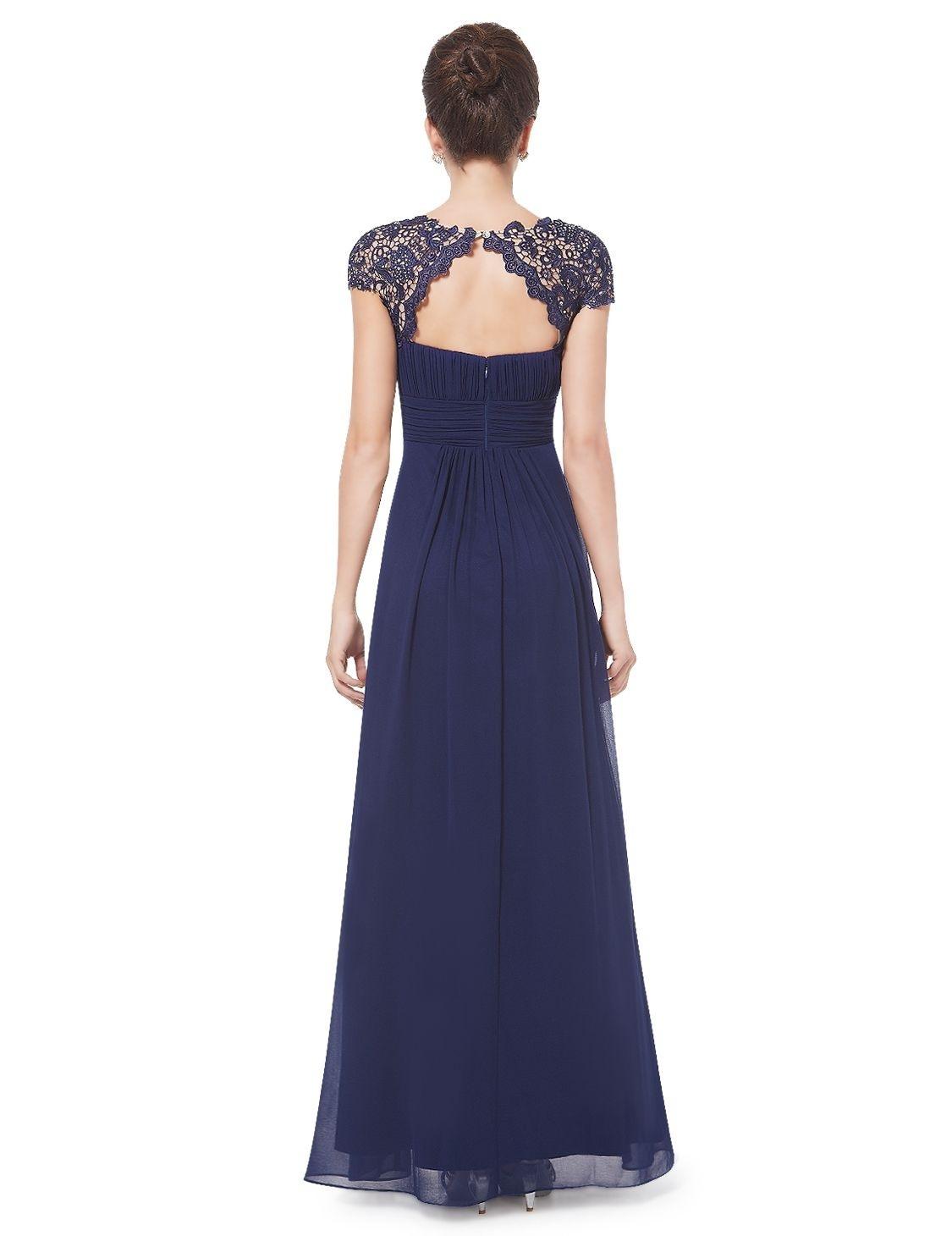 17 Schön Langes Dunkelblaues Kleid Vertrieb15 Großartig Langes Dunkelblaues Kleid Design