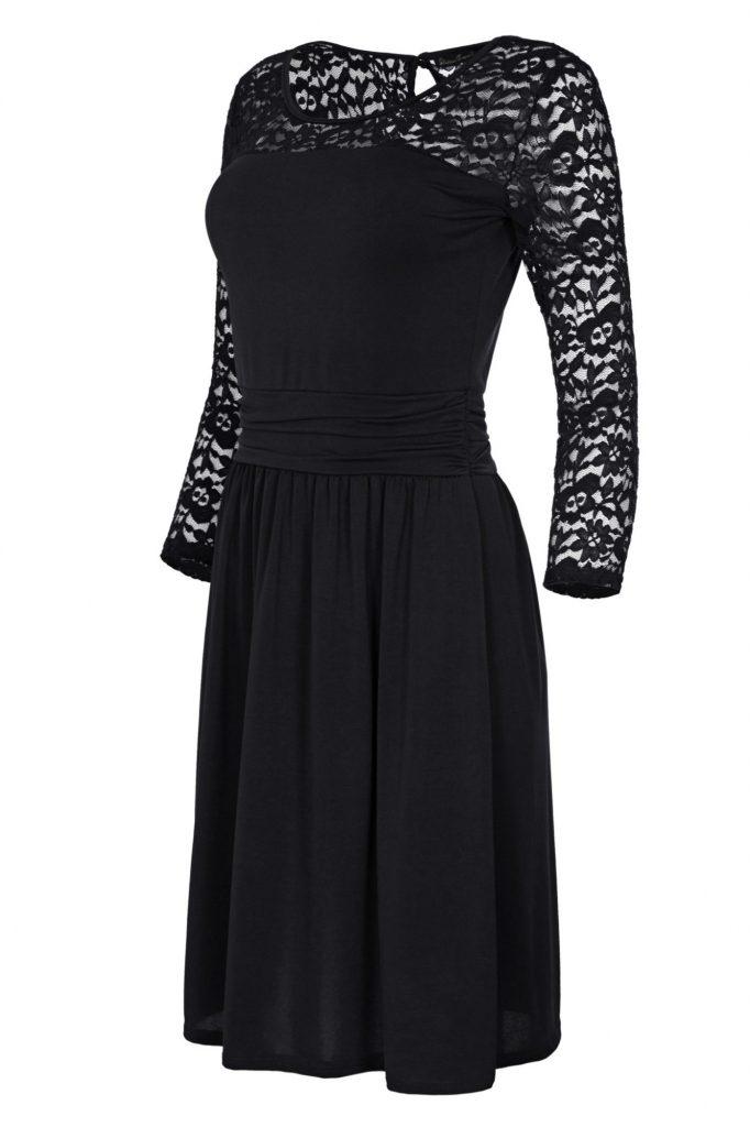 20 Elegant Damen Kleider Langarm Bester Preis - Abendkleid