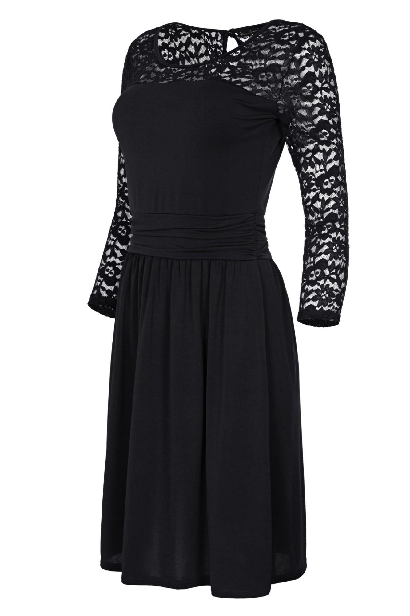 Formal Kreativ Damen Kleider Langarm für 2019Designer Elegant Damen Kleider Langarm Galerie