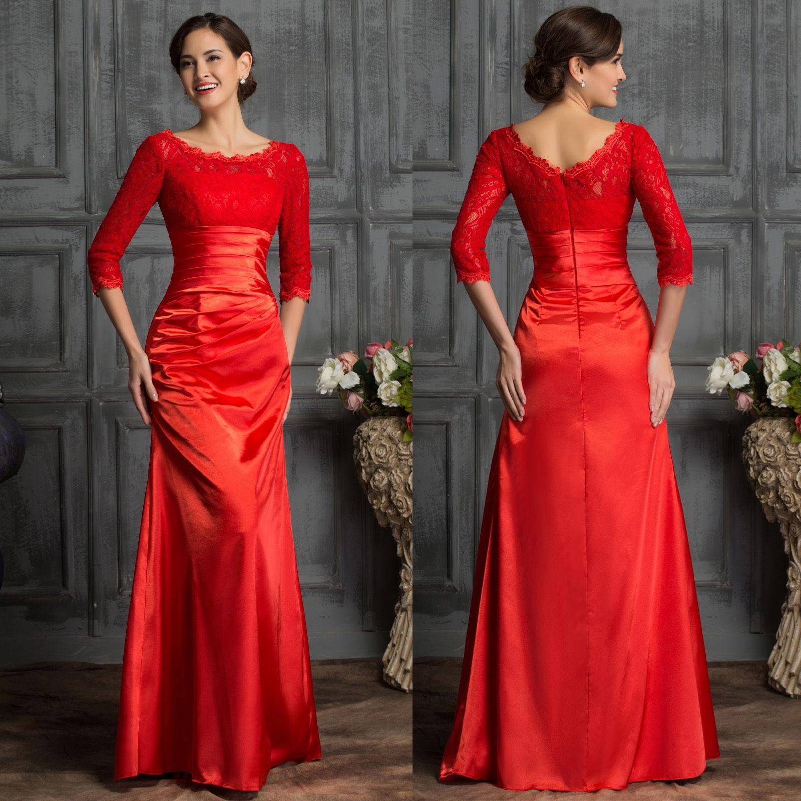 Abend Einzigartig Abendkleider Lang Rot Spitze Galerie10 Kreativ Abendkleider Lang Rot Spitze Vertrieb