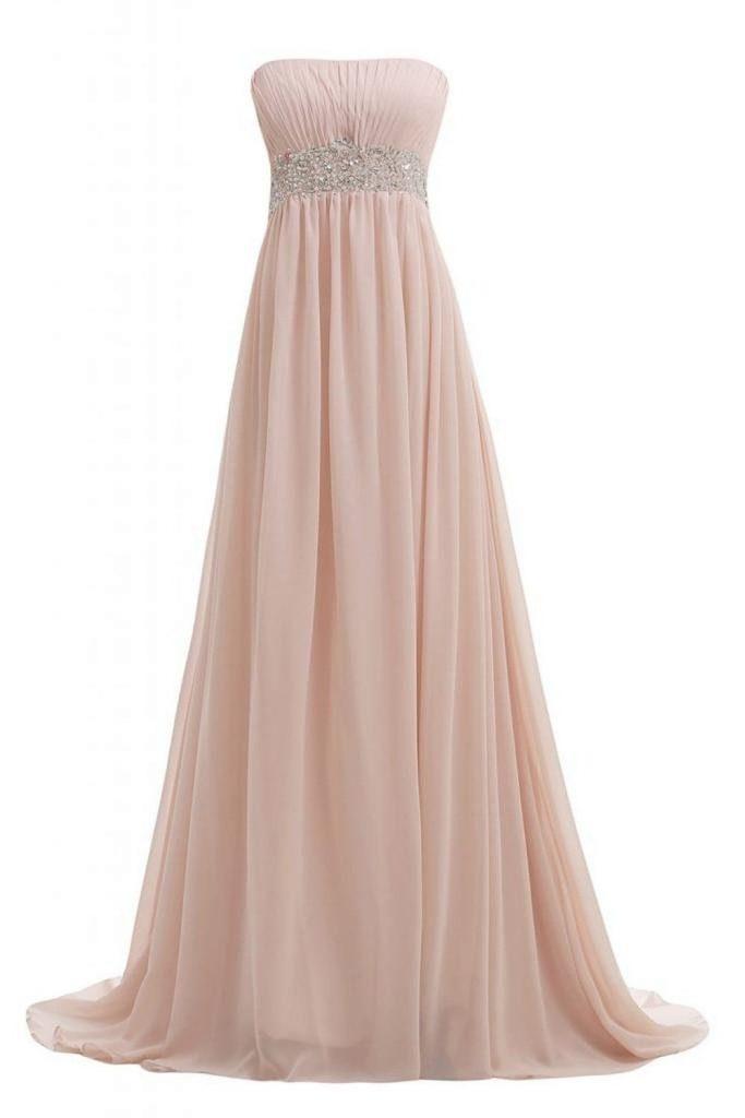 20 Fantastisch Rosa Kleid Lang Bester Preis - Abendkleid