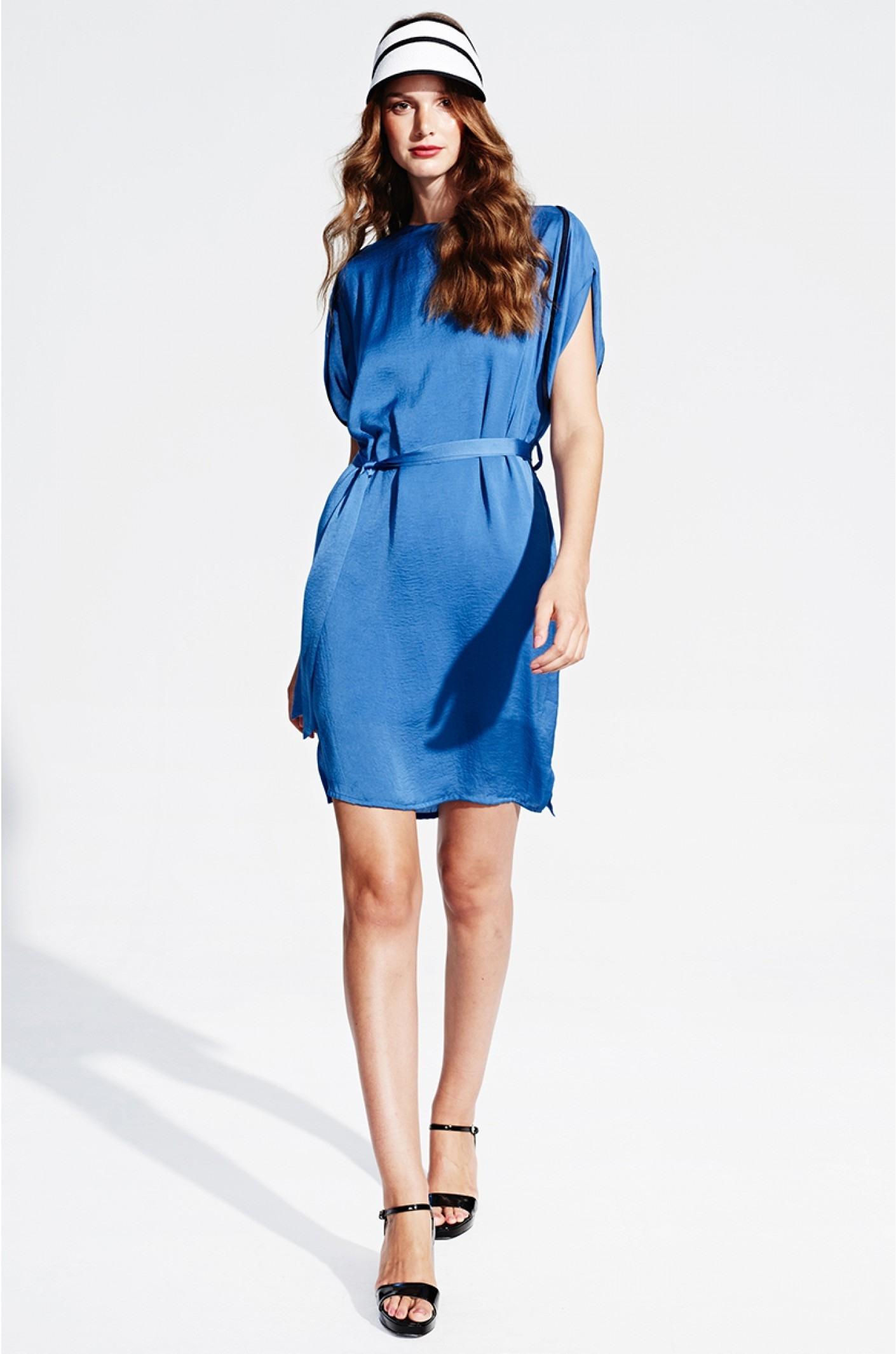 Designer Leicht Blaue Kleider Knielang Ärmel10 Cool Blaue Kleider Knielang für 2019