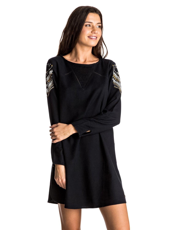 10 Cool Langarm Kleid Schwarz ÄrmelAbend Schön Langarm Kleid Schwarz Spezialgebiet