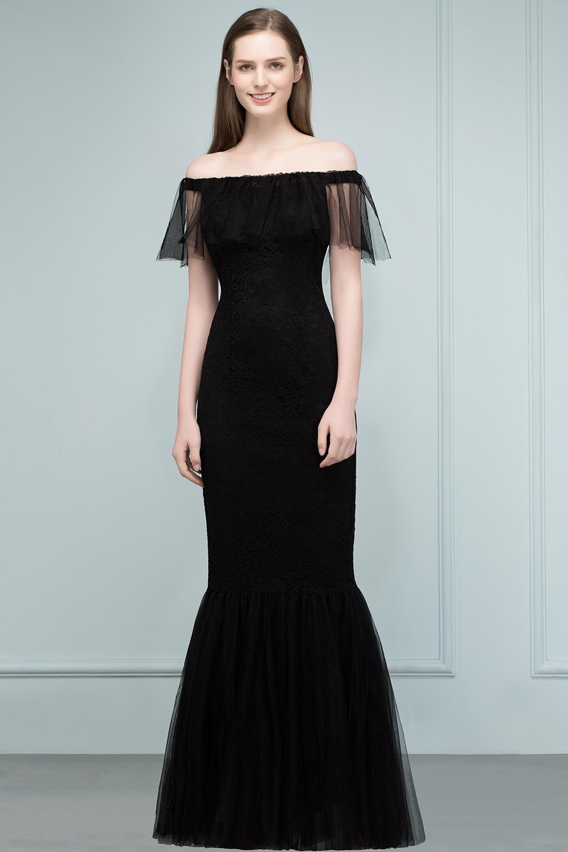 Formal Luxus Langes Abendkleid Schwarz Galerie15 Schön Langes Abendkleid Schwarz Vertrieb