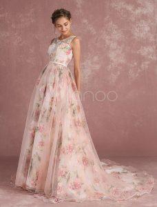 Cool Rosa Kleid Lang SpezialgebietAbend Leicht Rosa Kleid Lang Bester Preis