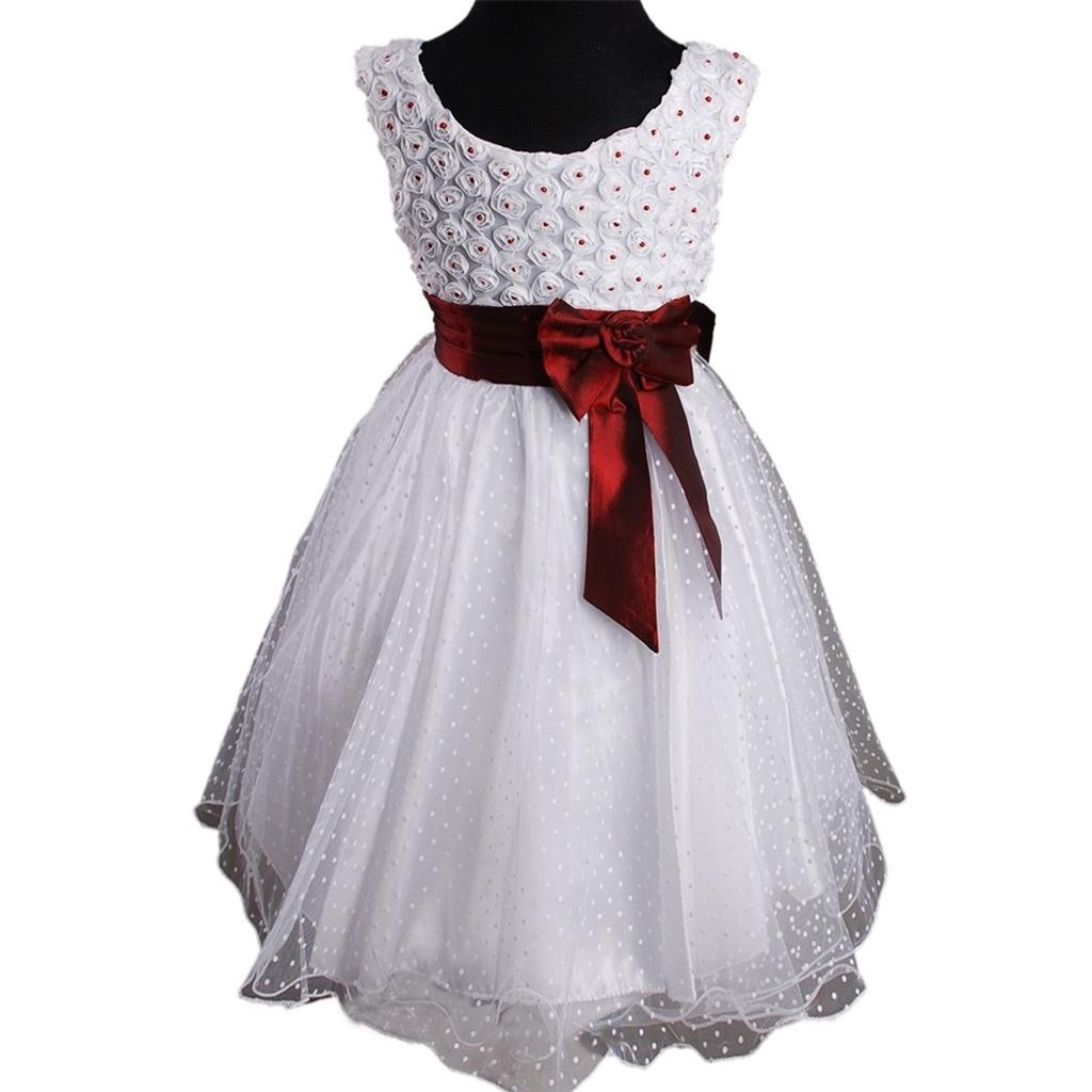 reputable site fe13f 9db27 20 Schön Rot Weißes Kleid Galerie - Abendkleid