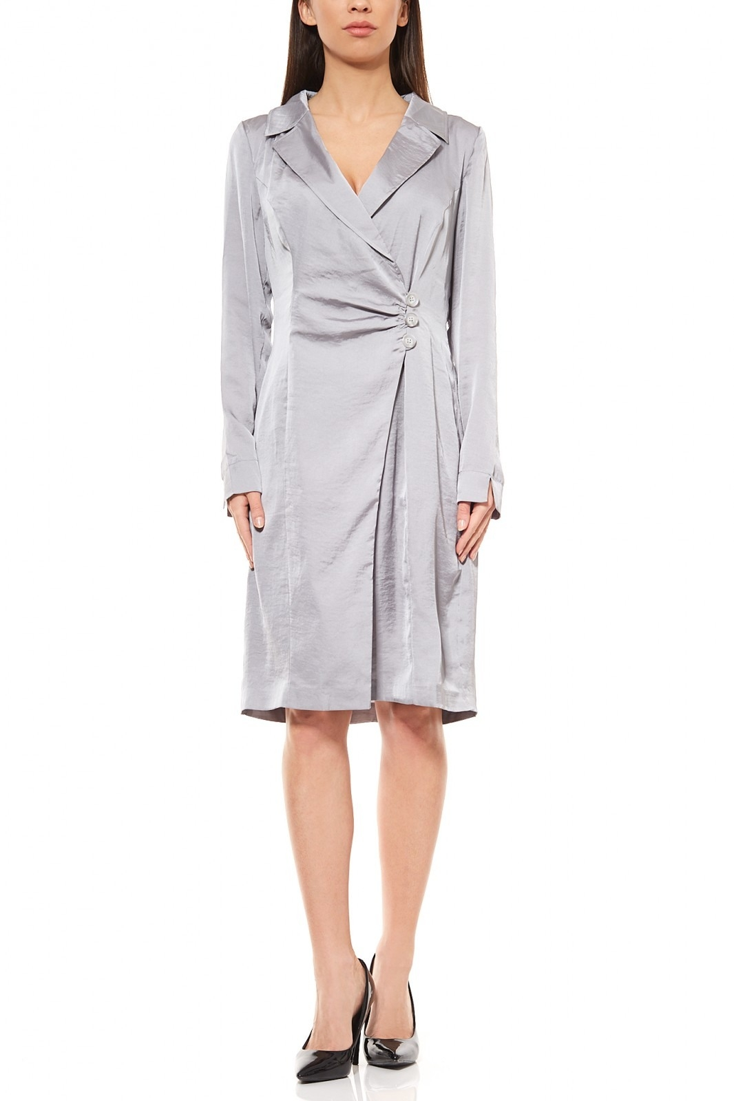17 Elegant Wickelkleid Abendkleid Stylish13 Erstaunlich Wickelkleid Abendkleid für 2019