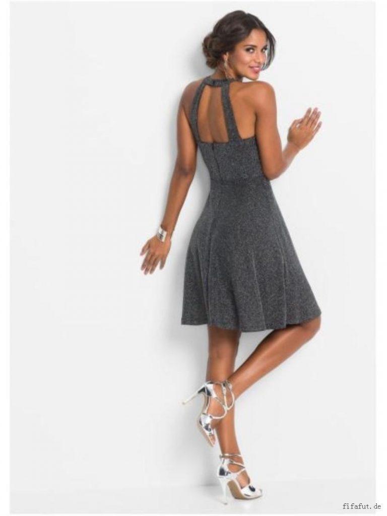 10 Wunderbar Abendkleider Kurz Mit Glitzer Stylish - Abendkleid