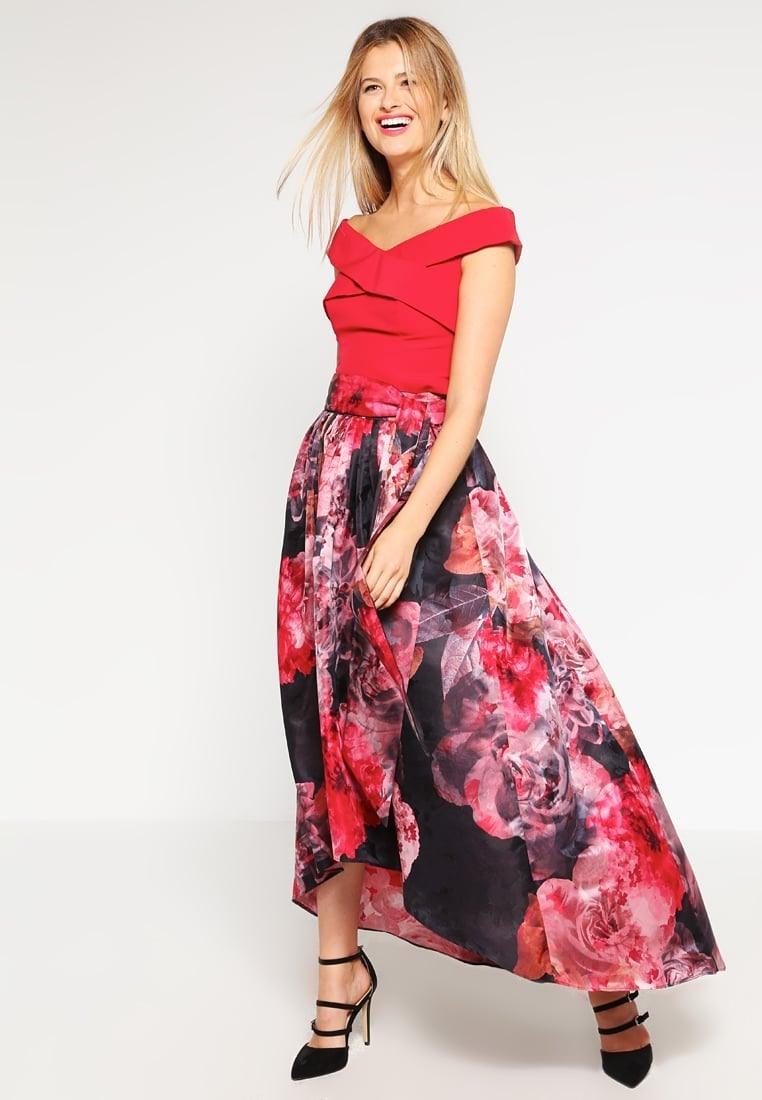 20 Fantastisch Kleid Lang Blumen für 201913 Genial Kleid Lang Blumen Ärmel