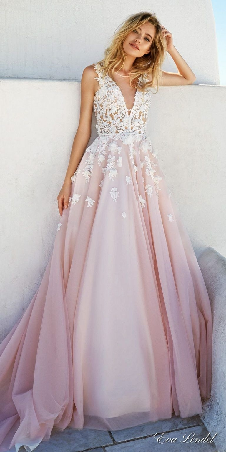 20 Perfekt Kleid Lang Altrosa Stylish20 Luxurius Kleid Lang Altrosa für 2019
