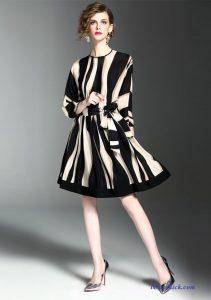 Designer Kreativ Kleid Bunt Festlich Vertrieb Coolste Kleid Bunt Festlich Boutique