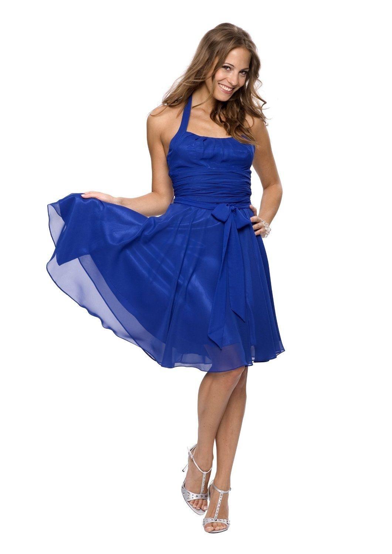 10 Schön Blaue Kleider Knielang Spezialgebiet15 Leicht Blaue Kleider Knielang Galerie