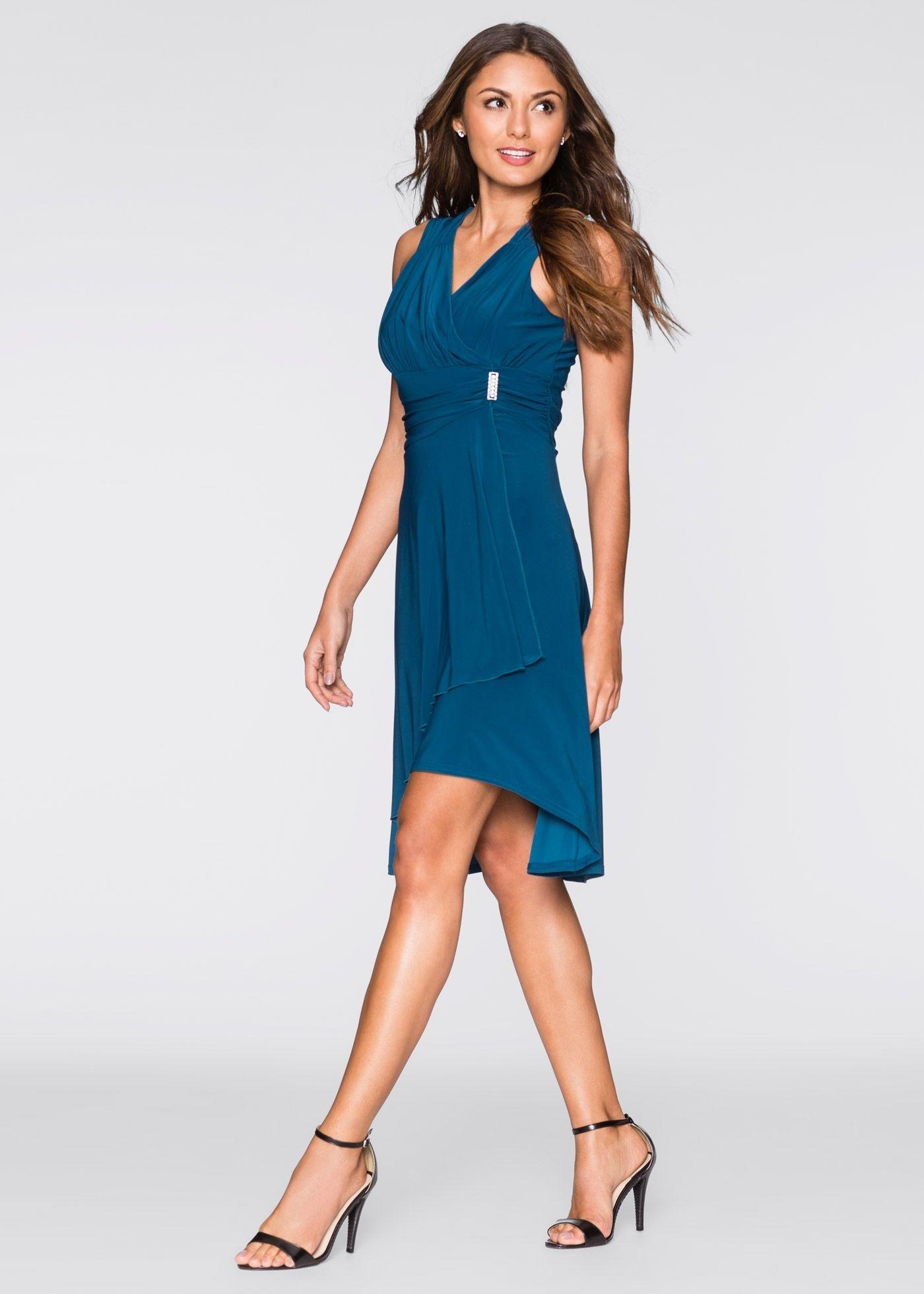 17 Schön Blaue Kleider Knielang VertriebAbend Elegant Blaue Kleider Knielang Spezialgebiet