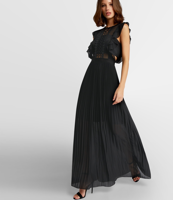 17 Top Langes Abendkleid Schwarz für 201913 Fantastisch Langes Abendkleid Schwarz Ärmel
