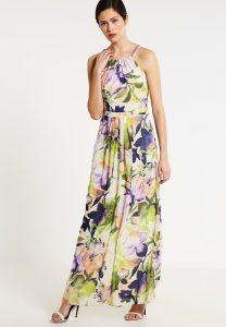 17 Genial Kleid Lang Blumen StylishFormal Coolste Kleid Lang Blumen Ärmel