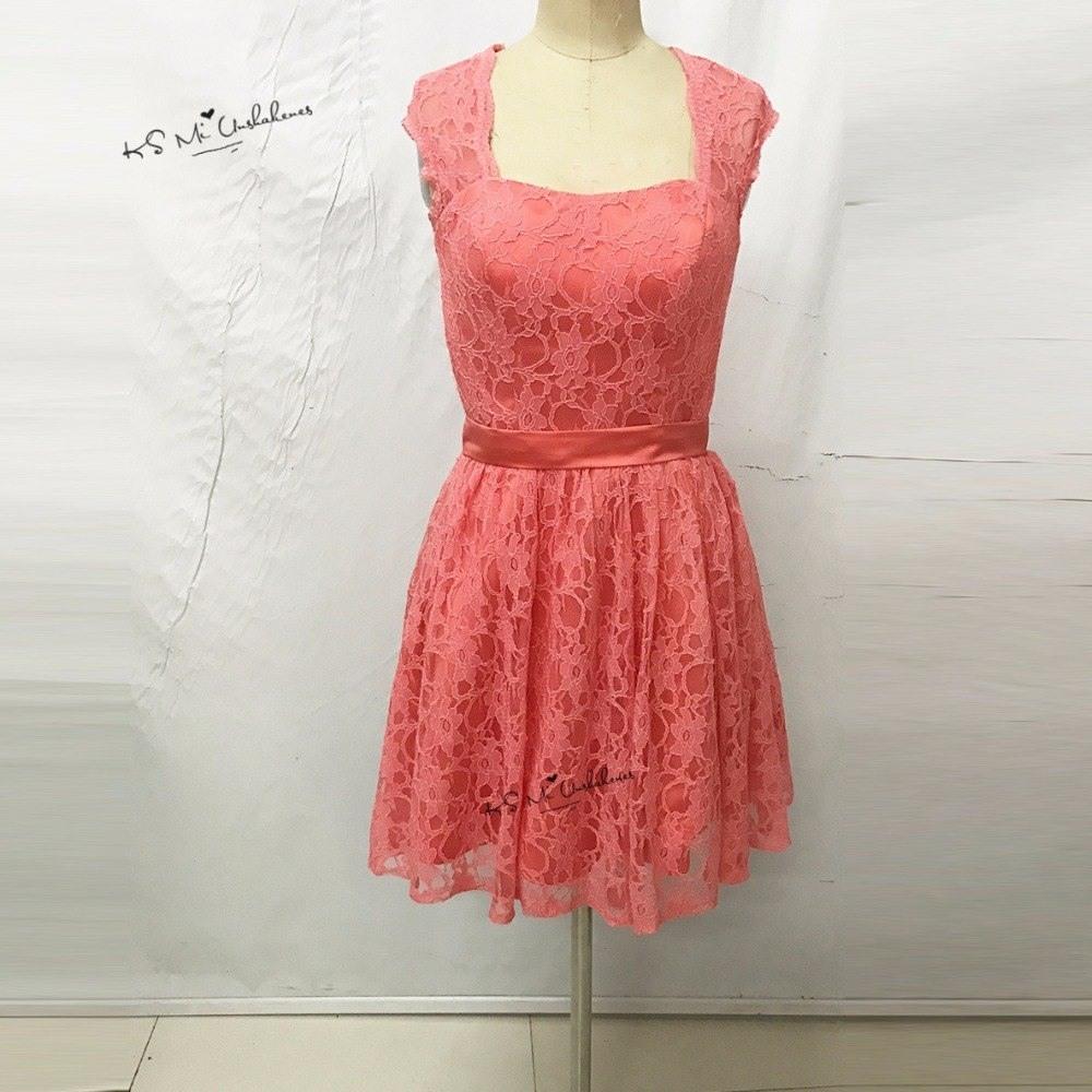 13 Wunderbar Kleid Koralle Hochzeit für 2019 Ausgezeichnet Kleid Koralle Hochzeit Ärmel