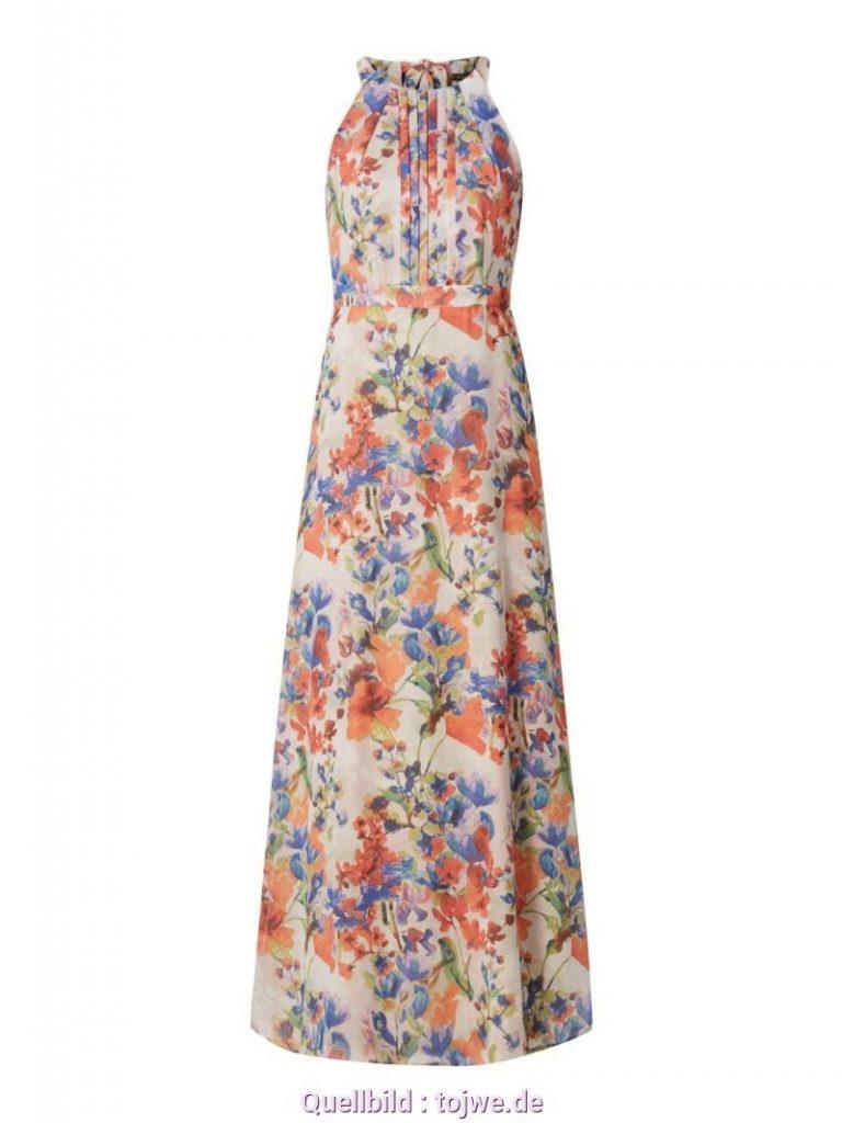 Formal Fantastisch Kleid Lang Blumen Stylish - Abendkleid