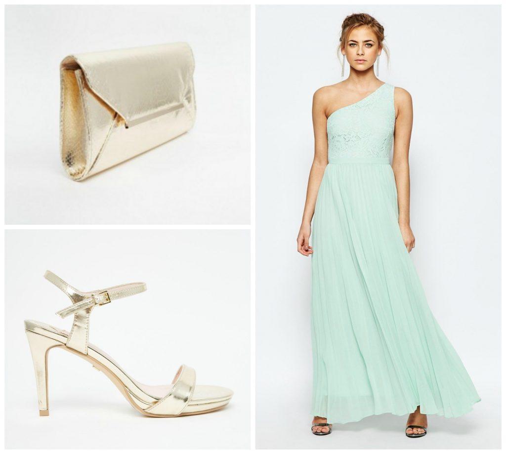 Formal Kreativ Mint Kleid Hochzeit Boutique - Abendkleid
