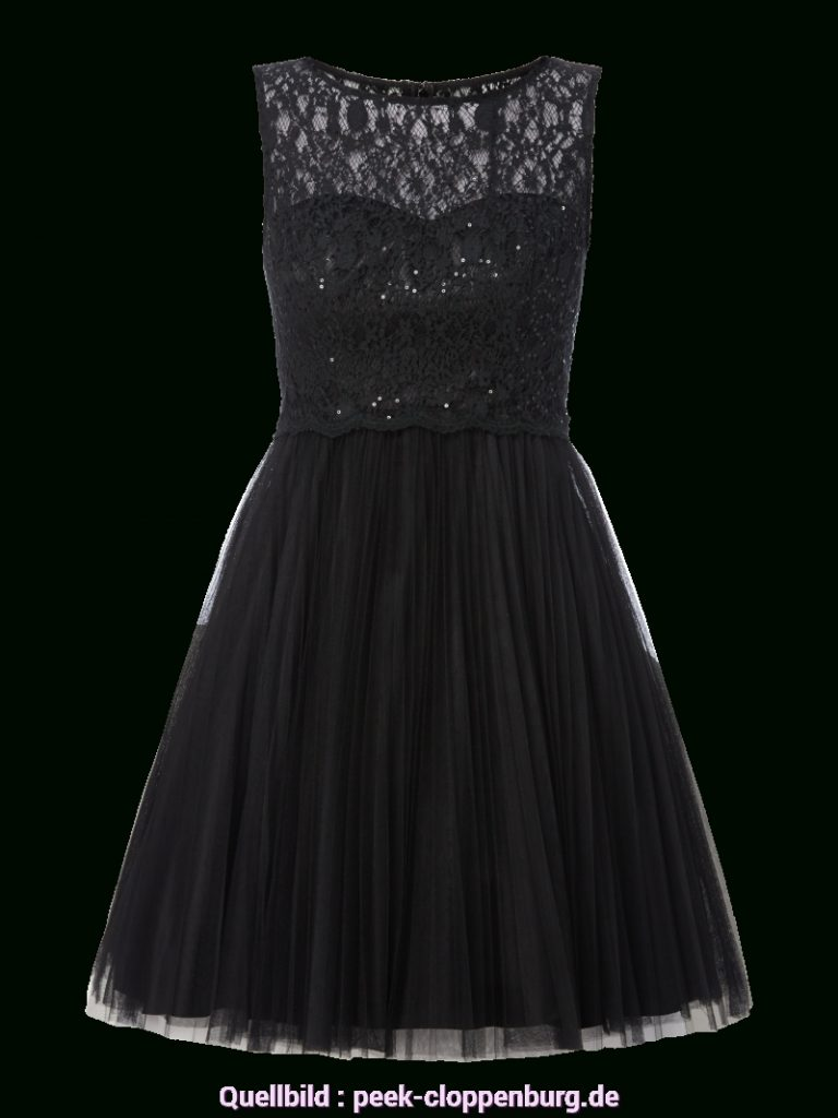 formal leicht konfirmationskleider schwarz für 2019 - abendkleid