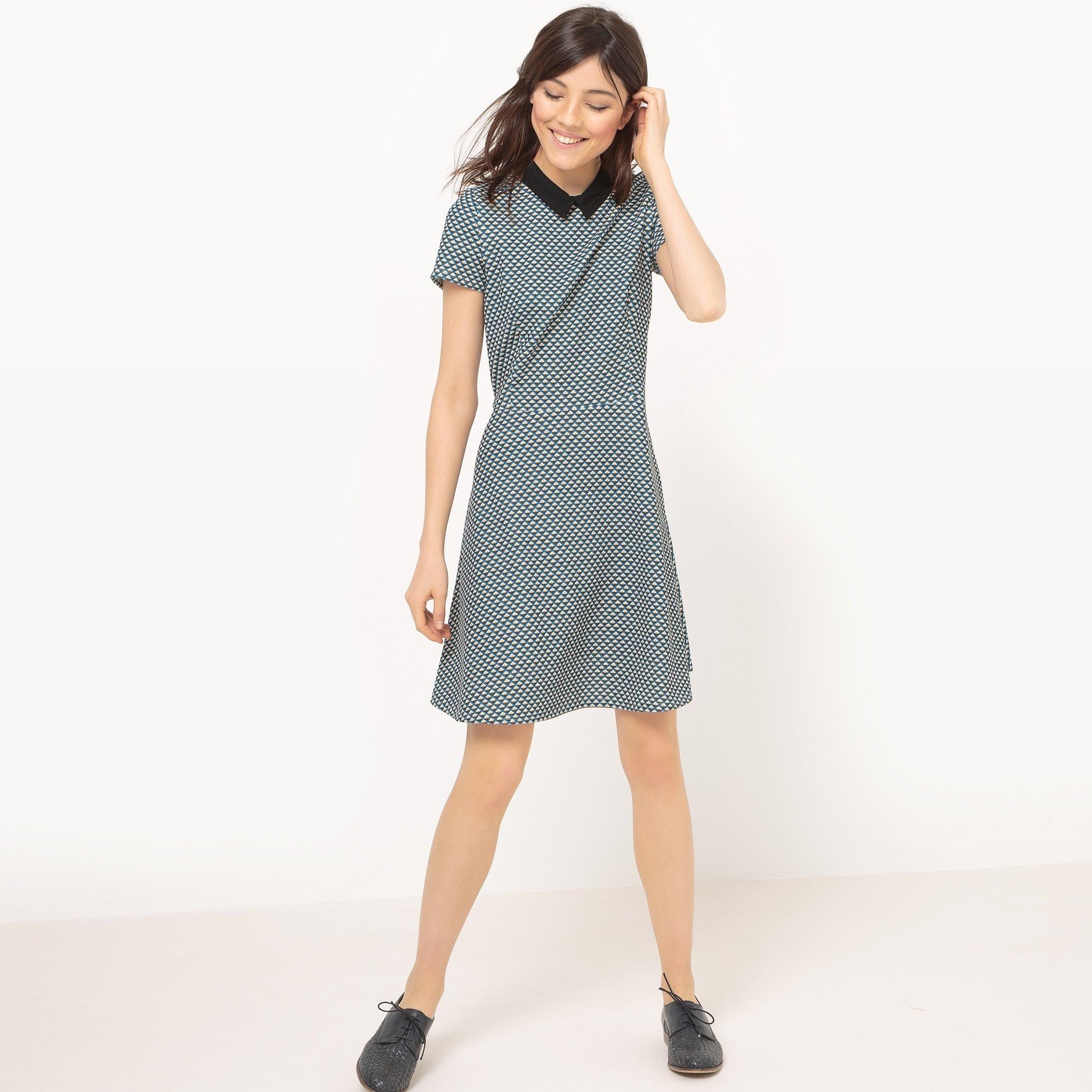 10 Schön Blaue Kleider Knielang Ärmel10 Coolste Blaue Kleider Knielang Boutique