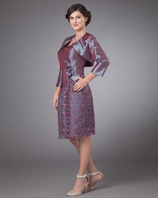 20 Fantastisch Kleid Mit Jacke Elegant Ärmel20 Luxus Kleid Mit Jacke Elegant Vertrieb