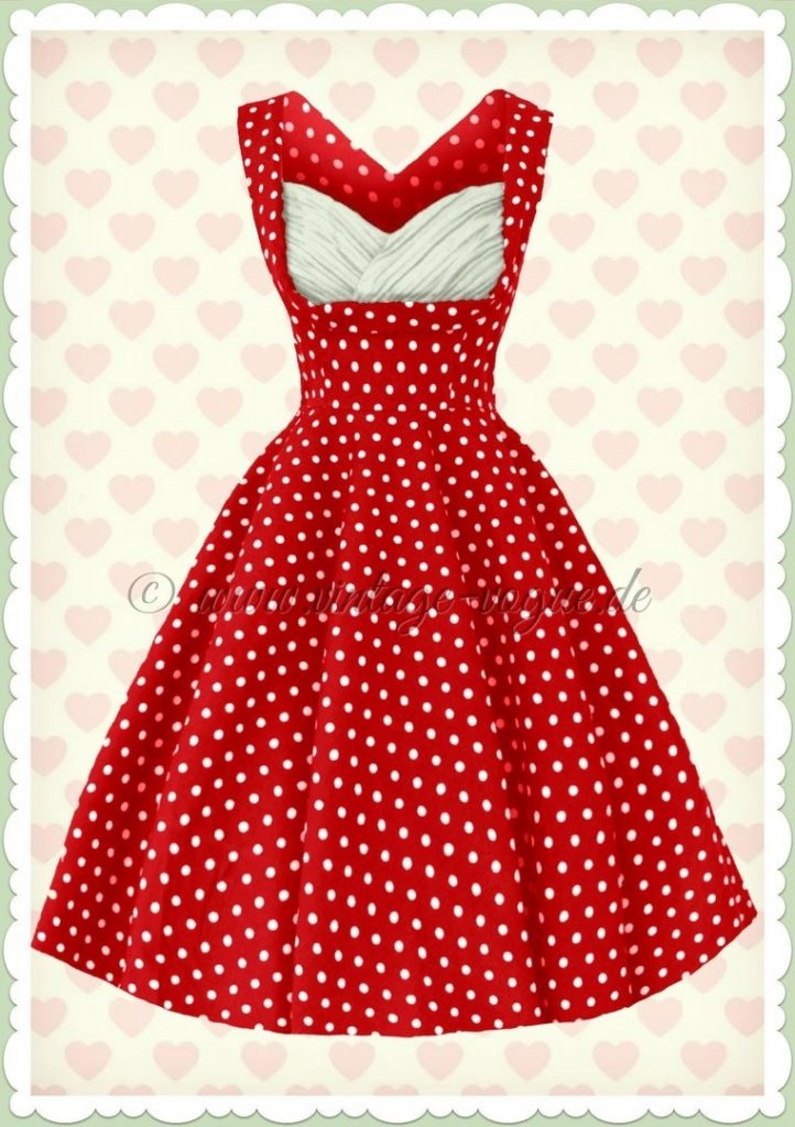 new product c031a 4d9c4 Formal Schön Rot Weißes Kleid Stylish - Abendkleid