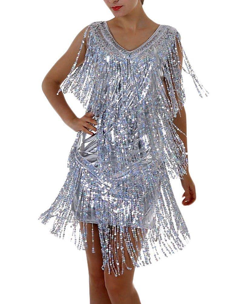 Genial Abendkleider Kurz Mit Glitzer Galerie - Abendkleid
