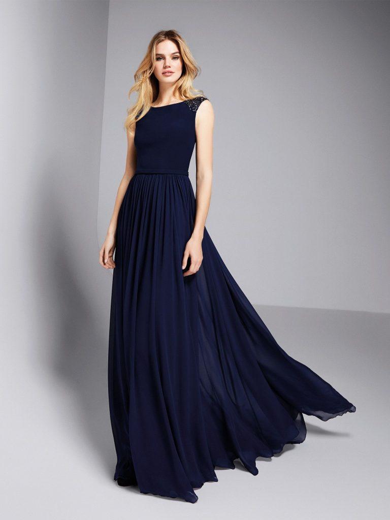 Genial Schlichte Lange Abendkleider Ärmel - Abendkleid