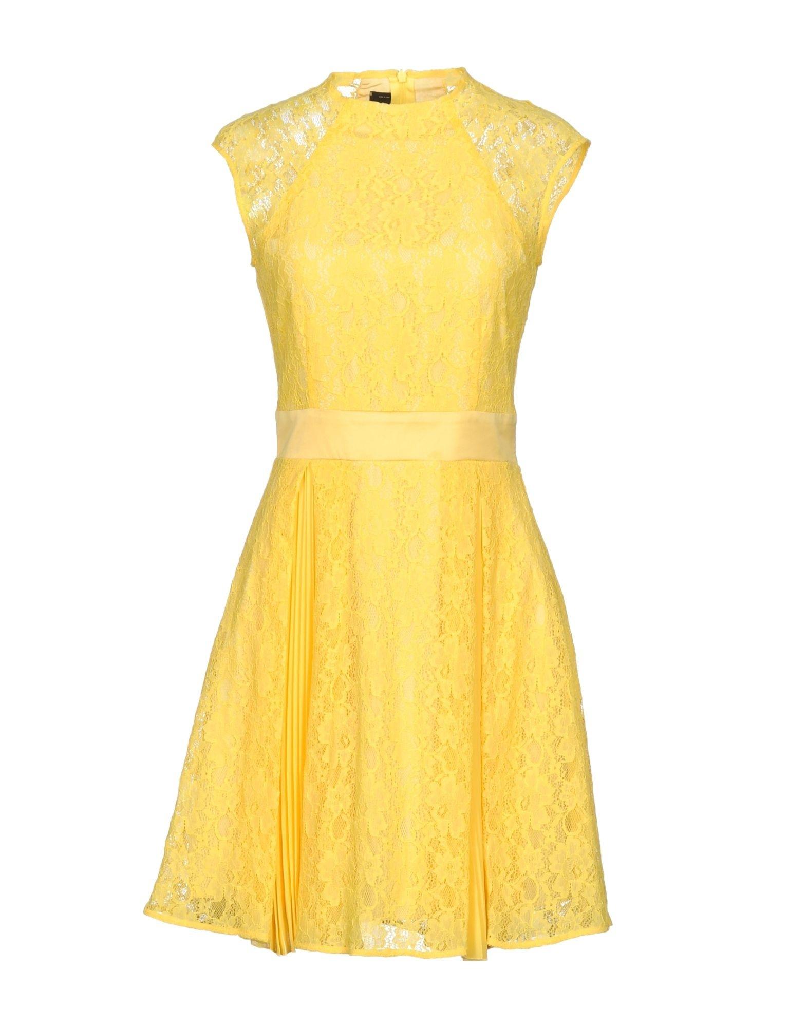 Leicht Kleid Gelb Spitze Galerie20 Großartig Kleid Gelb Spitze Design