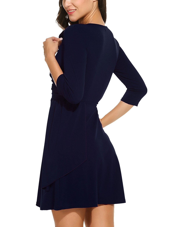 Abend Elegant Wickelkleid Abendkleid VertriebFormal Wunderbar Wickelkleid Abendkleid Spezialgebiet