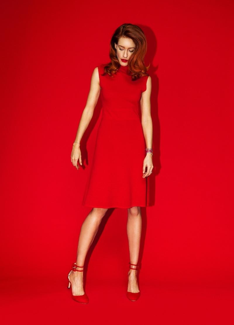 20 Cool Rotes Kleid Knielang Vertrieb Coolste Rotes Kleid Knielang Spezialgebiet
