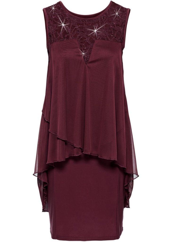 13 Schön Rotes Kleid Knielang Stylish - Abendkleid