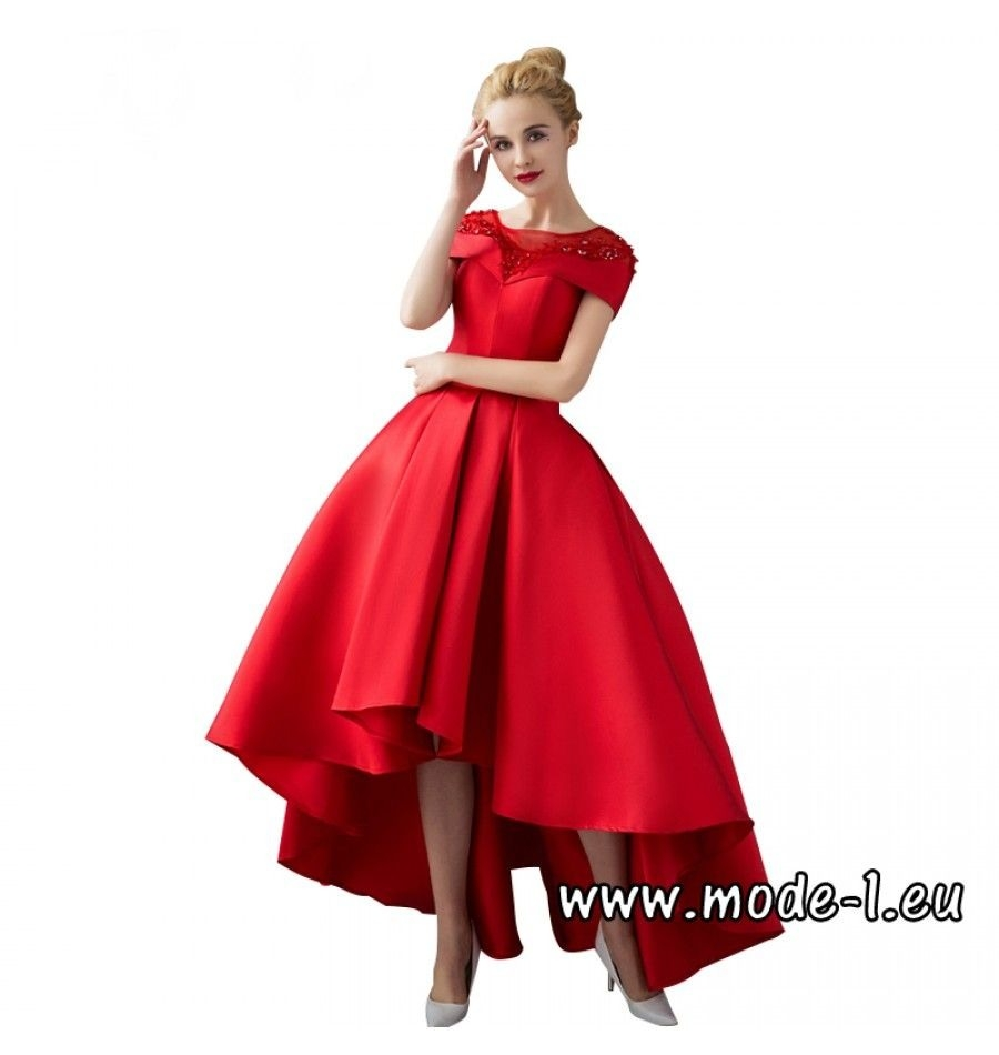 big sale a88cb 73099 20 Genial Rotes Kleid Knielang Boutique - Abendkleid