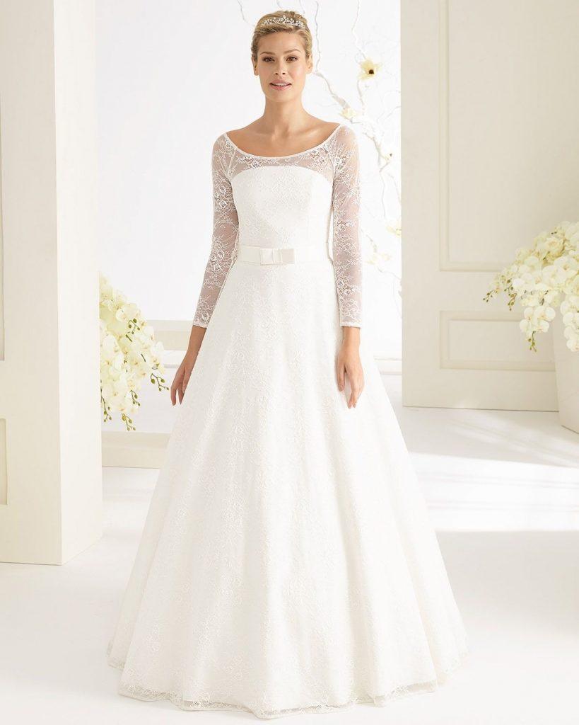 20 Kreativ Hochzeitsmode für 2019 - Abendkleid