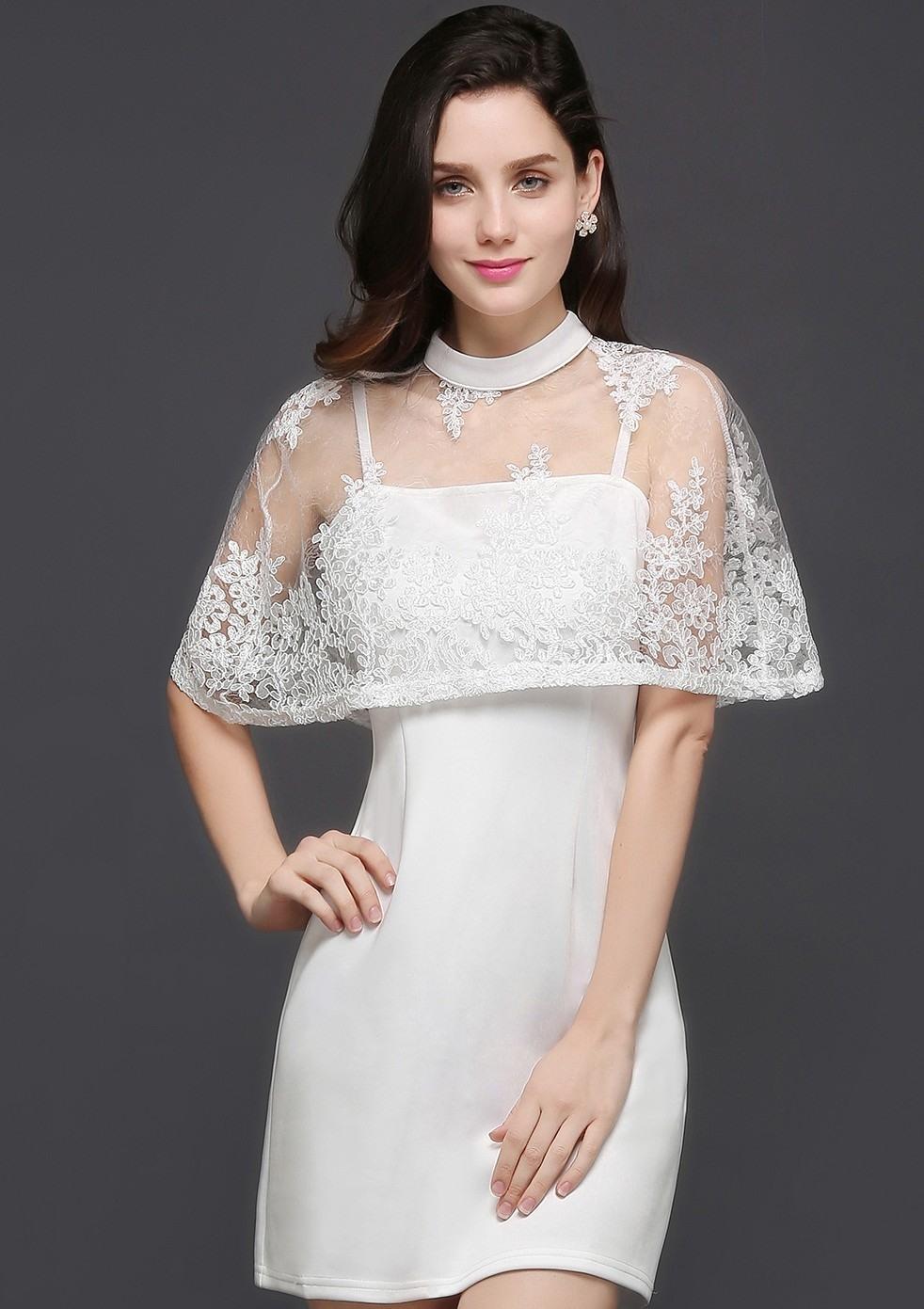 Abend Spektakulär Abendkleid Weiß Kurz VertriebAbend Schön Abendkleid Weiß Kurz Design