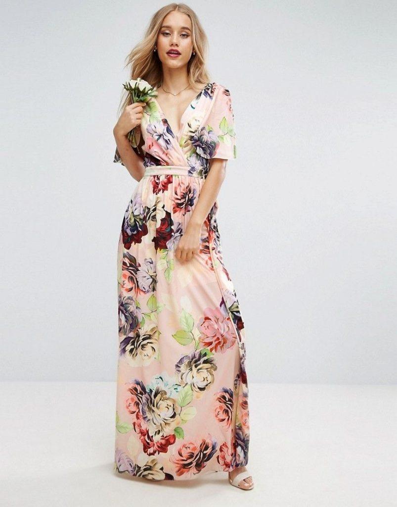 Abend Luxus Maxi Abendkleider Mit Ärmel Boutique - Abendkleid