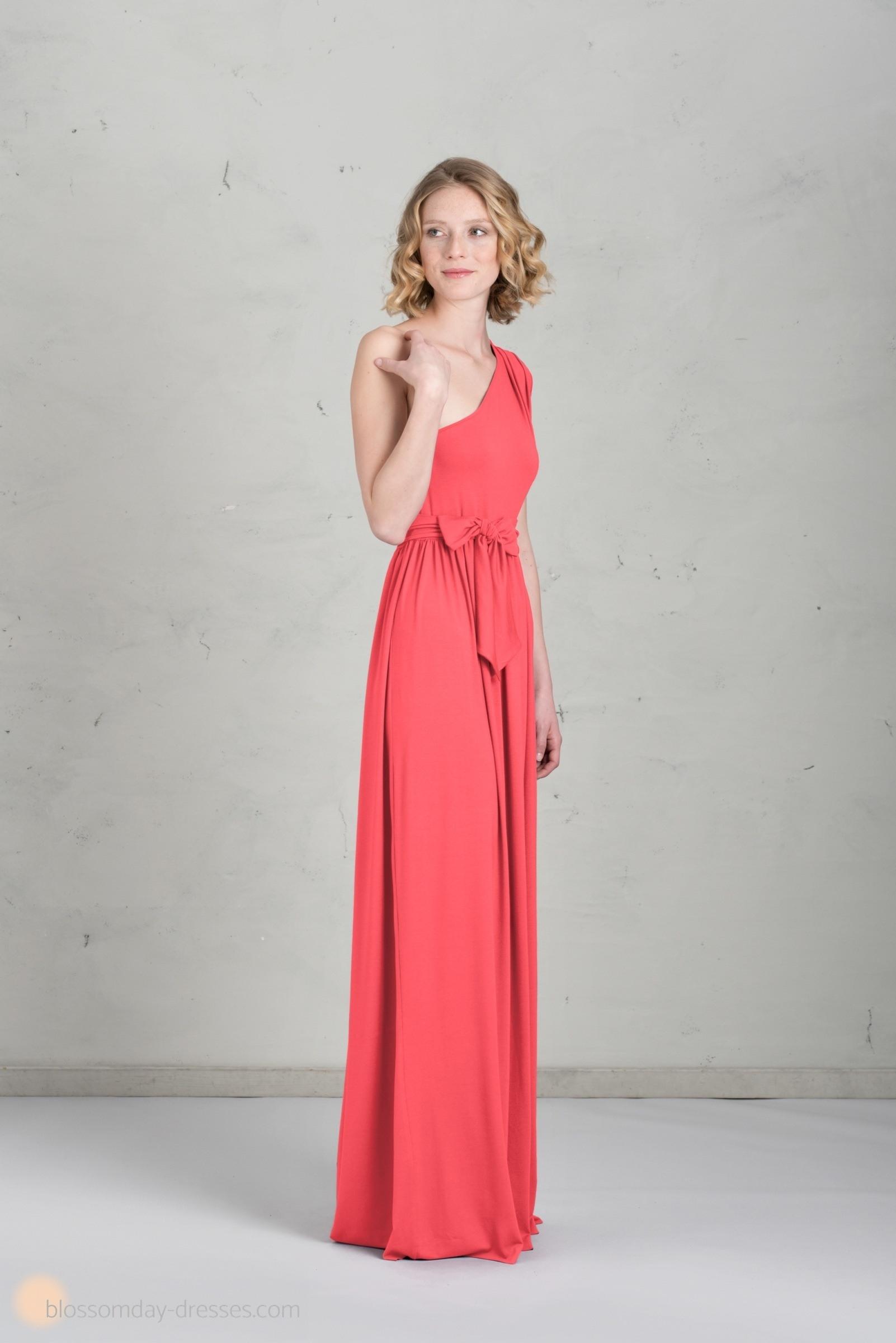 17 Cool Langes Kleid Koralle SpezialgebietDesigner Ausgezeichnet Langes Kleid Koralle Ärmel